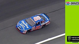 Dale Jarrett paces the field in honor of Robert Yates