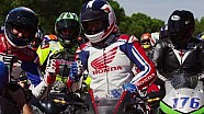 The Bol d'Or Honda Fireblade festival