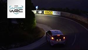 FIA Junior WRC - RallyRACC 2017: JWRC event highlights