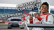 Onboard a remote controlled GT-R! Full Silverstone lap!