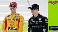 Logano shares story about Keselowski's croquet skills