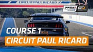 GT4 European series Southern Cup :  Circuit Paul Ricard - Course 1