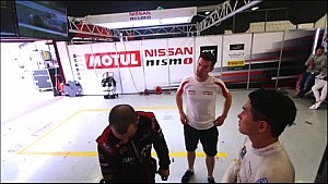 Qualifying - Blancpain Endurance Series - Barcelona 2017 - Garage cam