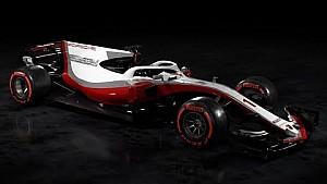 Как могла бы выглядеть ливрея Porsche в Формуле 1