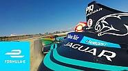 ¡Múltiples ángulos a bordo! Fórmula E pruebas de Valencia