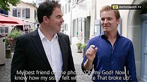 Nico Rosberg: Die Entscheidung