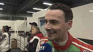 ITW Norbert Michelisz fastest in Japan FP1