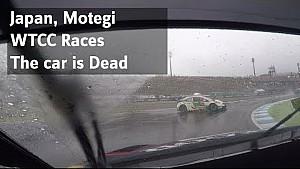 Coronel blikt terug op regenraces Motegi: