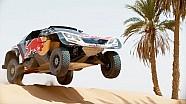 Peugeot testet den 3008DKR Maxi