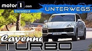 Porsche Cayenne Turbo Test/Fahrbericht