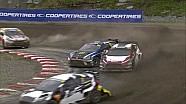 Los mejores rebases del FIA World Rallycross