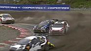 Die besten Überholmanöver der Rallycross-WM 2017
