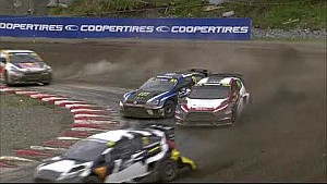 2017 FIA World Rallycross top passes