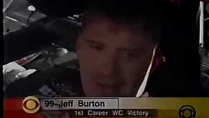 Jeff Burton scored the first of Jack Roush's 18 Nascar wins at Texas in 1997.