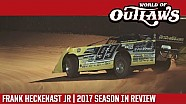 Frank Heckenast Jr | 2017 World of Outlaws Craftsman late model series season in review