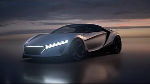 Perkenalan Honda Sports Vision Gran Turismo