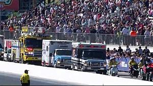 NHRA Salutes first responders