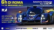 Sıralama turları: Roma 6 Saat - 6 Ore di Roma