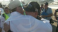Richard Childress, Daniel Hemric share emotional embrace on pit road