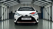 Yaris GRMN hear my story | Toyota Europe