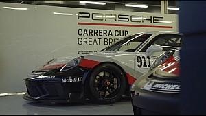 Porsche Carrera Cup GB - 2018 / 2019 Junior announced