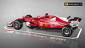 Ferrari's winning updates