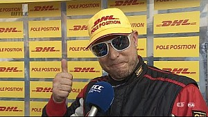 Interview - Rob Huff snatches a fantastic pole on the streets of Macau