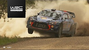 Rally Australia: highlights stages 12-14