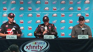 Cole Custer: 'It was unbelievable how fast that car was'