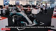 Quelle taille fait une Formule 1?