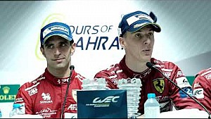 WEC - 2017 6 hours of Bahrain - Post-race press conference (Class winners)