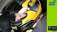 Matt Kenseth turns final laps in No. 20