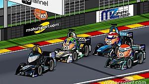 Los detalles de la temporada 2017/2018 de Fórmula E por 'MinEDrivers'
