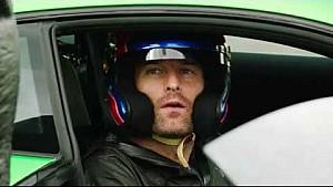 Mark Webber doet auditie bij The Grand Tour