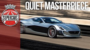 Under the skin of the 1,300bhp Rimac concept one