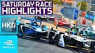 ePrix di Hong Kong 1: la gara