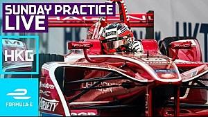Sunday practice: Formula E HKT Hong Kong E-Prix 2017