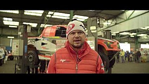 Martin Prokop Dakar 2018 - Le Havre