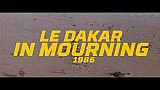 40º aniversario del Dakar -Nº21- El Dakar, en duelo - Dakar 2018