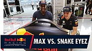 Max takes on Snake Eyez at Street Fighter