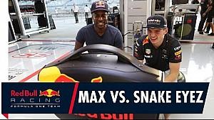 Макс зіграв у бойовий симулятор