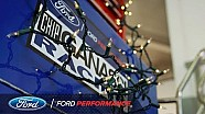 Ford Chip Ganassi Racing celebra las fiestas | Ford Performance