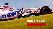Motorsport-Report #71: Streit bei Force India