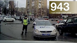 Compilación de accidentes automovilísticos 943 - diciembre de 2017