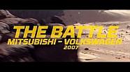 Дакар-2007: Mitsubishi vs Volkswagen