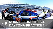 2018 Daytona 24 Practice: Day 1