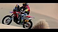 Dakar 2018 01 09 DK18 Honda daily stage 4 Honda