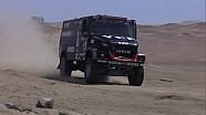 Dakar 2018 - Etapa 4 - Camión/Quad