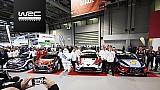 Lancement de la saison WRC 2018 à l'Autosport International Show