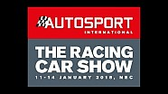 LIVE Autosport International 2018 - Samedi